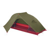 MSR Carbon Reflex 1 Tent green